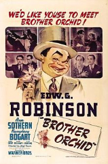 Brother Orchid 1940 DVD - Edward G. Robinson / Ann Sothern